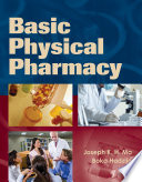 Basic Physical Pharmacy