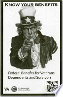 Federal Benefits for Veterans  Dependents and Survivors 2014