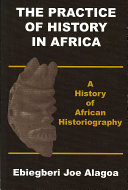 The Practice of History in Africa Book PDF