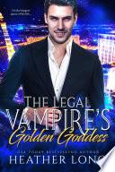 The Legal Vampire S Golden Goddess