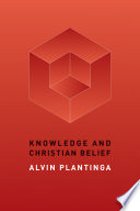 Knowledge and Christian Belief Book PDF
