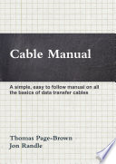 Cable Manual : ...