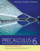 Precalculus  Enhanced WebAssign Edition