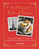 F  Scott Fitzgerald s Taste of France