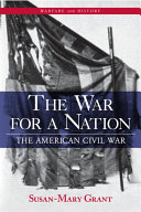 The war for a nation