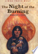 The Night of the Burning: Devorah's Story Book Cover