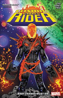 Cosmic Ghost Rider Baby Thanos Must Die