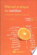 Manuel pratique de nutrition