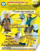 Jumpstarters for Capitalization & Punctuation, Grades 4 - 8