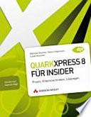QuarkXPress 8 für Insider