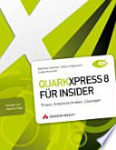 illustration QuarkXPress 8 für Insider