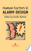 Human Factors in Alarm Design