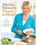 Martha Stewart s Dinner at Home
