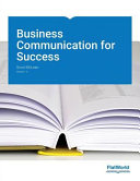 Book Business Communication for Success
