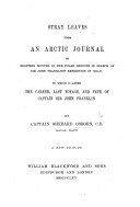 download ebook stray leaves from an arctic journal: or, eighteen months in the polar regions, in search of sir j. franklin\'s expedition, in the years 1850-51 pdf epub
