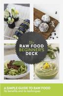 The Raw Food Beginner s Deck