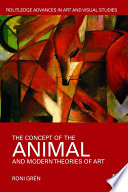The Concept of the Animal and Modern Theories of Art