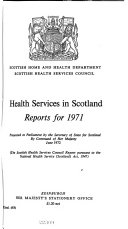 Health Services In Scotland Report