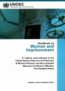 Handbook on Women and Imprisonment