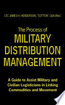 The Process of Military Distribution Management