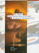 El Ni  o  southern oscillation  and climatic variability