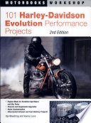 101 Harley Davidson Evolution Performance Projects