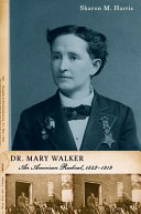 Dr  Mary Walker Simplest Of Ways Dr Mary Walker Is Recognized