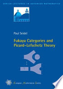 Best Fukaya Categories and Picard-Lefschetz Theory
