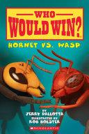 Hornet vs. Wasp Book