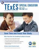 TExES Special Education EC 12  161