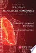 European Respiratory Monograph 63  Community Acquired Pneumonia