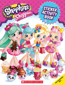 Stick 'n' Style Fun! (Shopkins: Shoppies) : matching, and more! with 8...