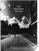 Freshman Record  the University of Michigan