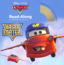 Cars Toons  Air Mater Read Along Storybook and CD