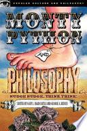 Monty Python and Philosophy
