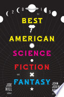 Book The Best American Science Fiction and Fantasy 2015