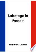 Sabotage in France