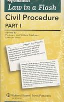 Law in a Flash Civil Procedure