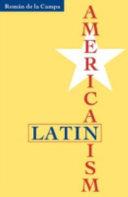 Latin Americanism