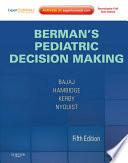 Berman S Pediatric Decision Making