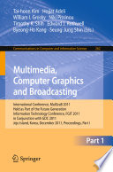 Multimedia  Computer Graphics and Broadcasting  Part I