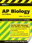 CliffsAP Biology  3rd Edition