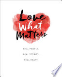 Love What Matters Book PDF