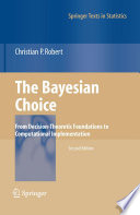 The Bayesian Choice