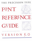 Precision Type Font Reference Guide