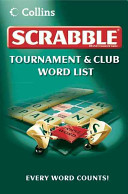 Collins Scrabble Tournament and Club Word List
