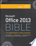 Office 2013 Bible