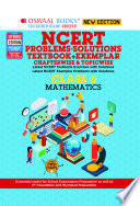 Oswaal NCERT Problems - Solutions (Textbook + Exemplar) Class 6 Mathematics Book (For 2021 Exam)
