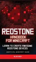 Redstone Handbook For Minecraft