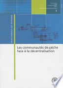 illustration Les communautés de pêche face à la décentralisation